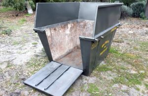 Skip Bin Hire in Perth for Rubbish removal and spring cleaning.