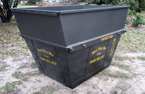 Skip Bin Hire Perth Northern Suburbs size